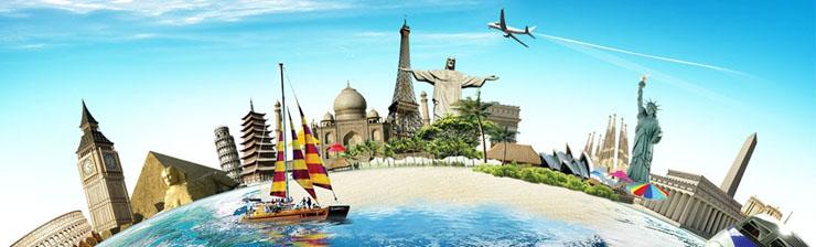 Travel Agency Website Design @ Rs. 3800